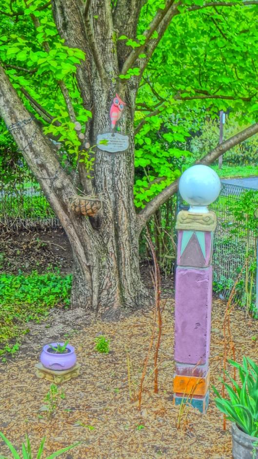 Paint colors tree
