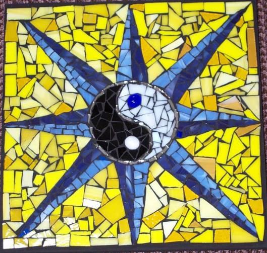 Yin & Yang Mosaic