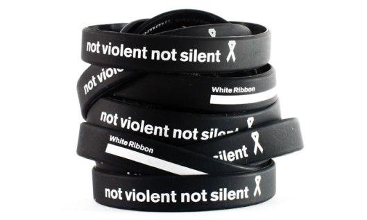 Not violent - not silent