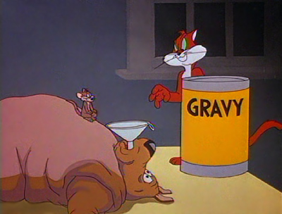 This time, we didn't forget the gravy