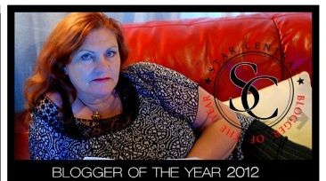 Blogger of the Year 2012 - Star Central Magazing
