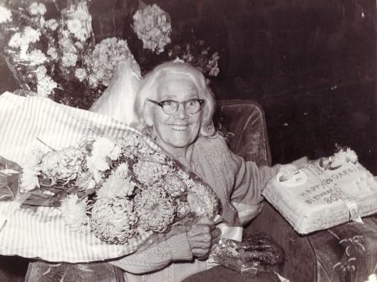 garges 80th birthday