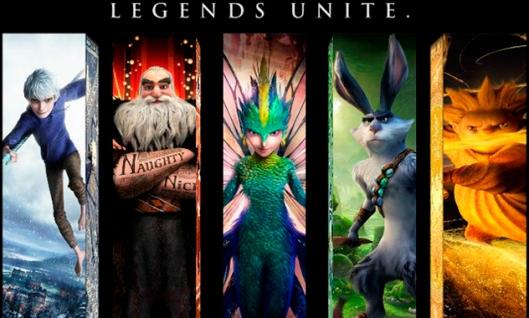 Legends Unite
