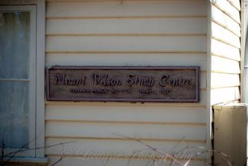 Mount Wilson Study Centre