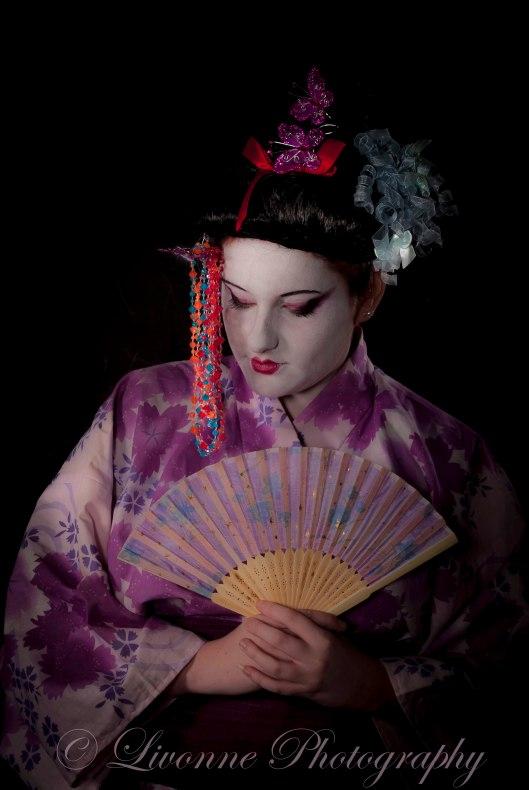 Geisha Face