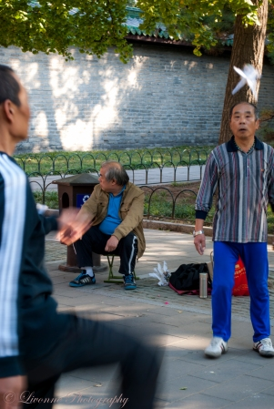 Temple of Heaven Hackie Sack
