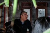 Mr Wong, our Hutong Chef