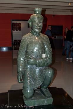 A Jade Warrior