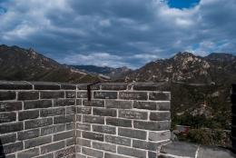 Graffiti Wall at the Great Wall of China