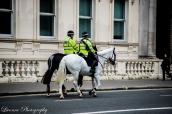Bobbies on Horseback