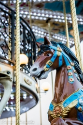 Carousel at Eiffel Tower