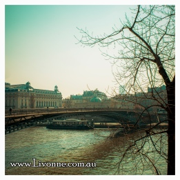 A walk about Paris will provide lessons in history, beauty and in the point of life
