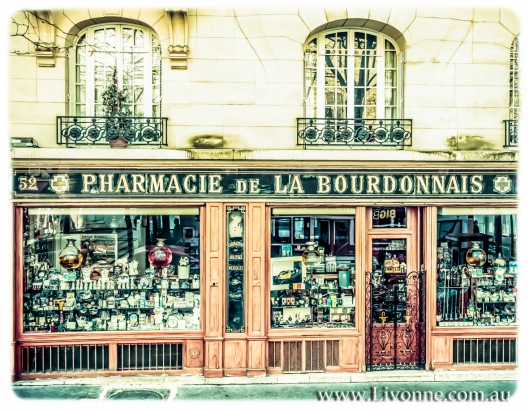 Pharmacie de la Bourdonnais - Week 2