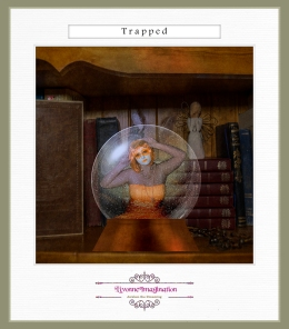 Trapped by reality. Freed by imagination.