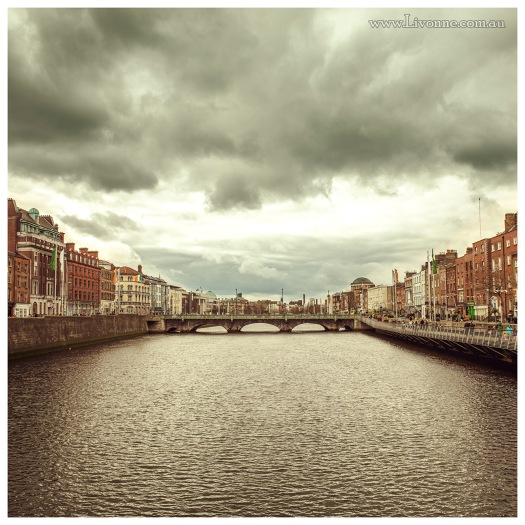 River Liffey, Ireland